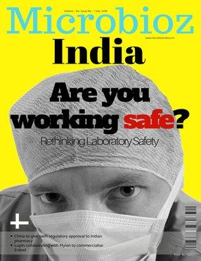 Laboratory Safety edition : July 2018