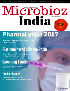 PharmaLytica 2017:The role of pharmaceutical in the traditional drugs therapy