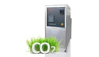 New circulating cooler with CO2 refrigerant